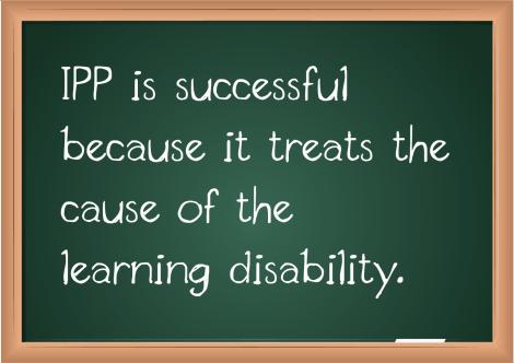 IPP Chalkboard